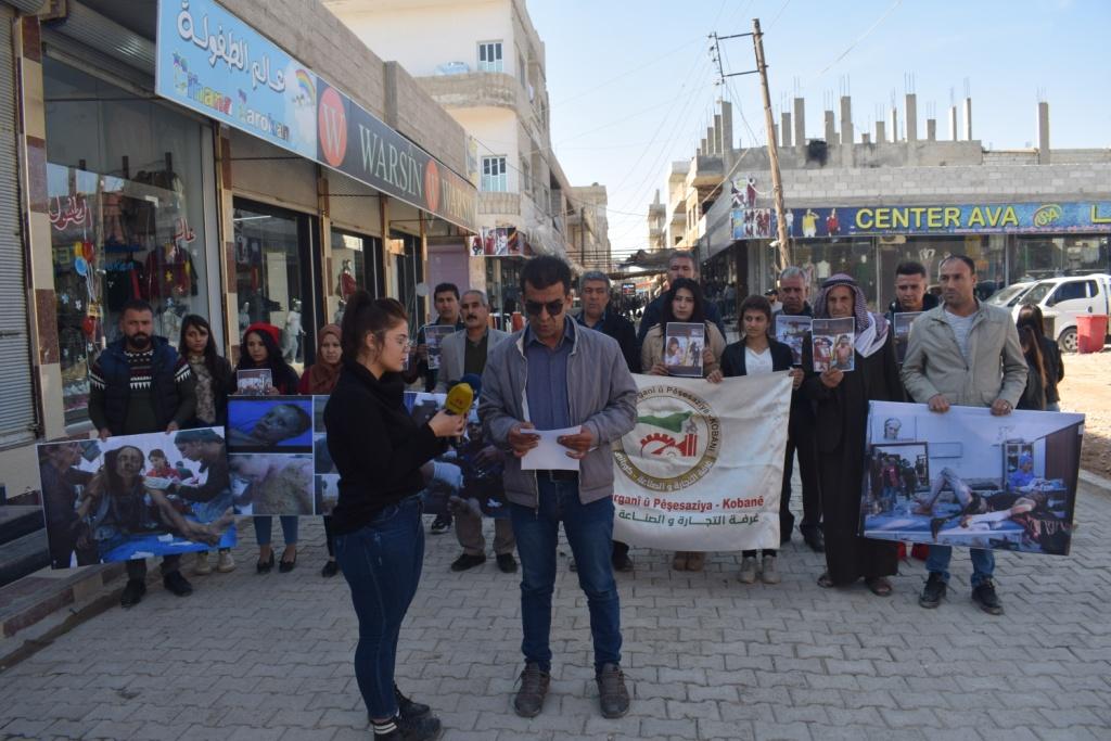 Photo of Odeya aborî û bazirganiyê kelûpelên Tirkiyê boykot kirin