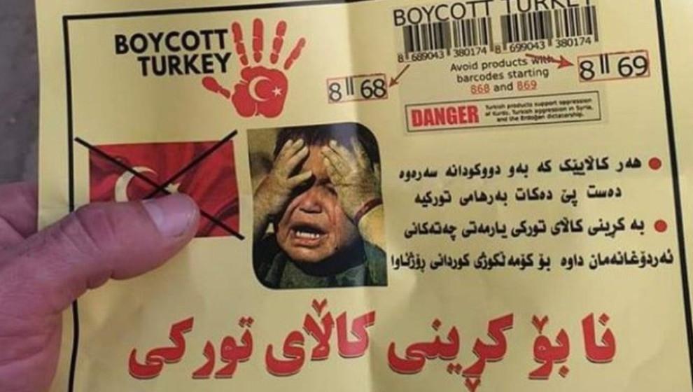 Photo of Li Başûrê Kurdistanê boykot berfireh dibe