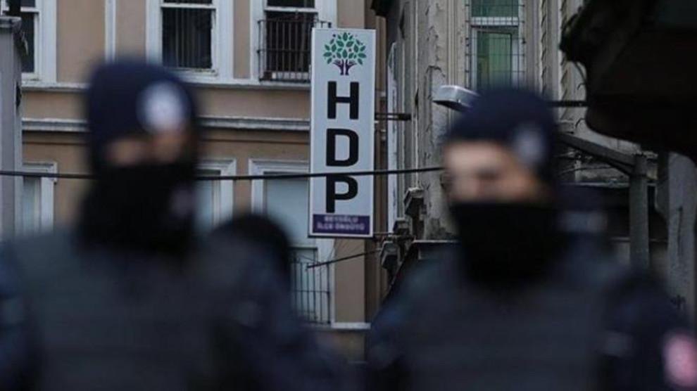 Photo of Li Elbistanê 8 rêveberên HDP'ê hatin binçavkirin