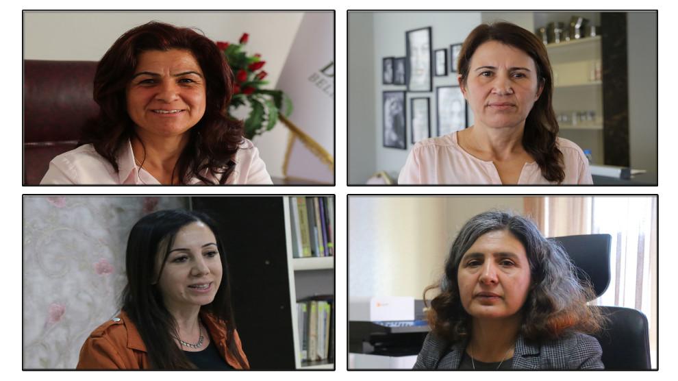 Photo of 4 Hevserokên şaredarên HDP'ê hatin binçavkirin