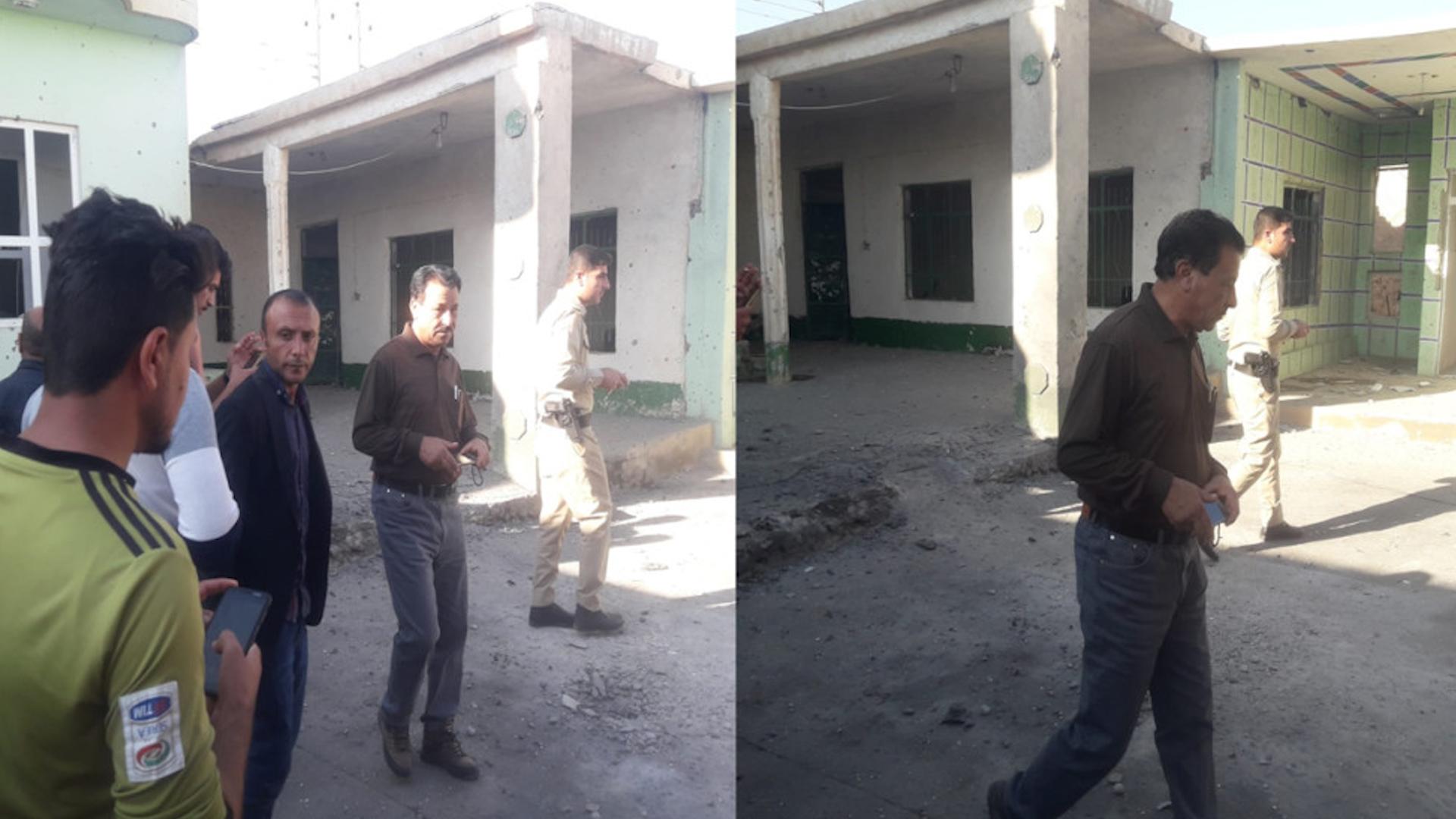 Photo of Balafiran Xanesor a Şengalê bombabaran kir