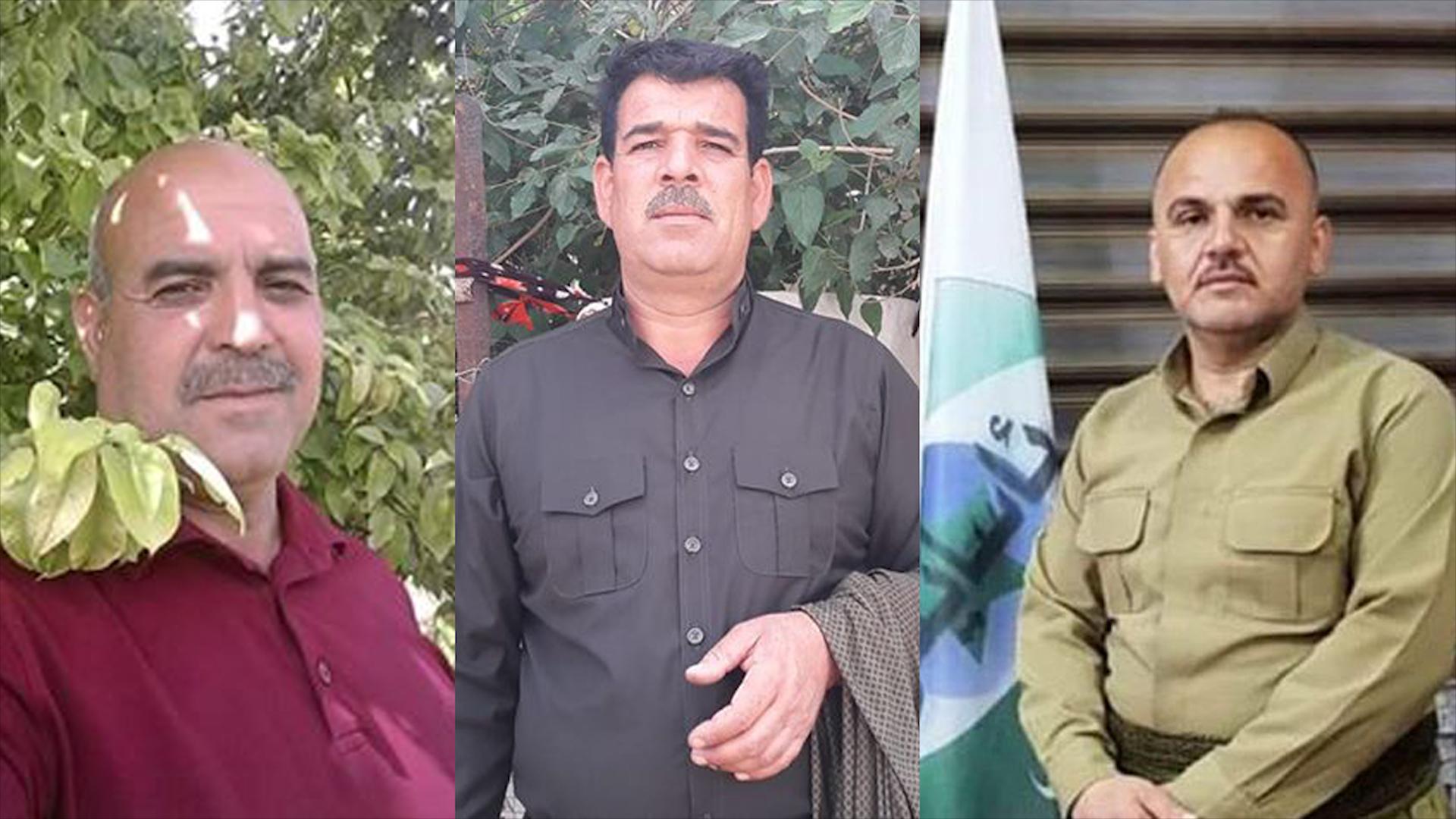Photo of Êrişên DAIŞ'ê li ser Başûrê Kurdistan di êrişê de yek jî rêveber 3 endamên asayîşa kifrî şehîd bûn