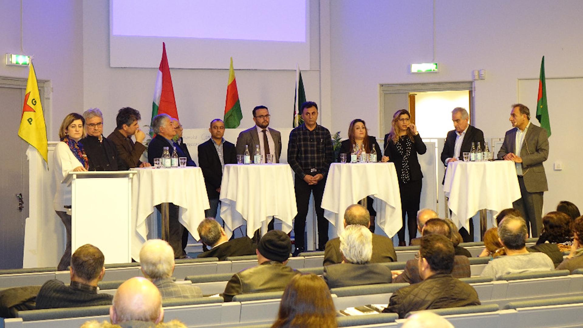 Photo of Platforma Rojhilat a ji bo Rojava xwedî li Rojava û Rojhilatê Kurdistanê derkevin