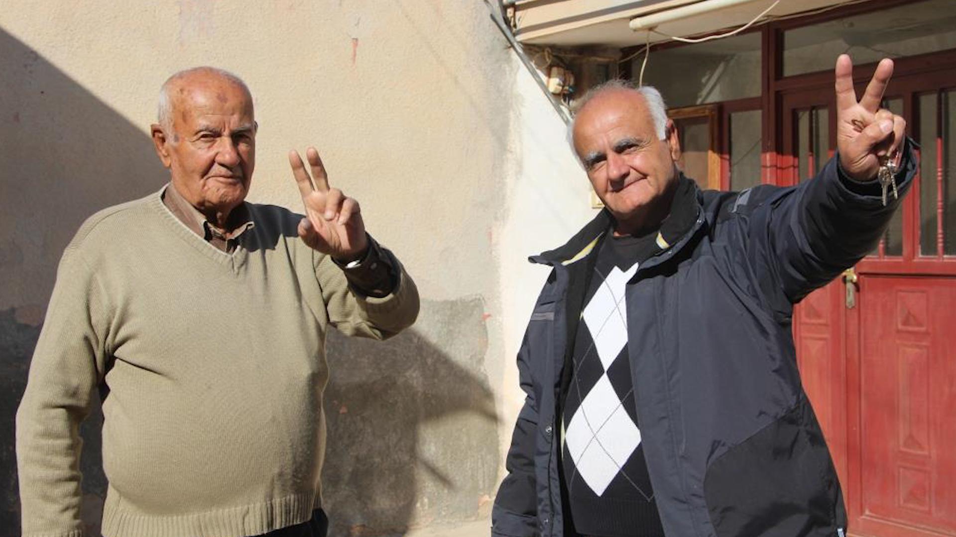 Photo of Asûrî li gel QSD'ê erdên xwe diparêzin