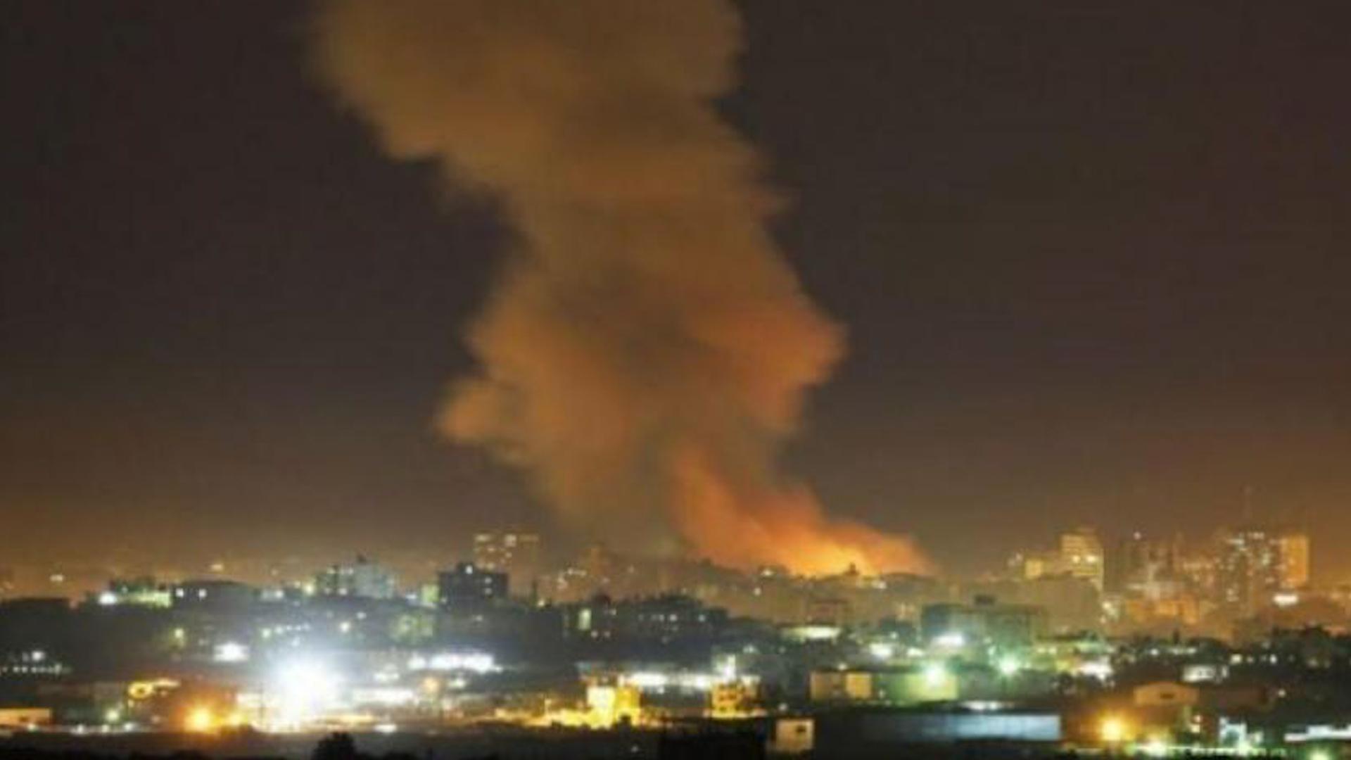 Photo of Li nêzî balafirgeha Şamê ya navdewletî teqîn pêk hat