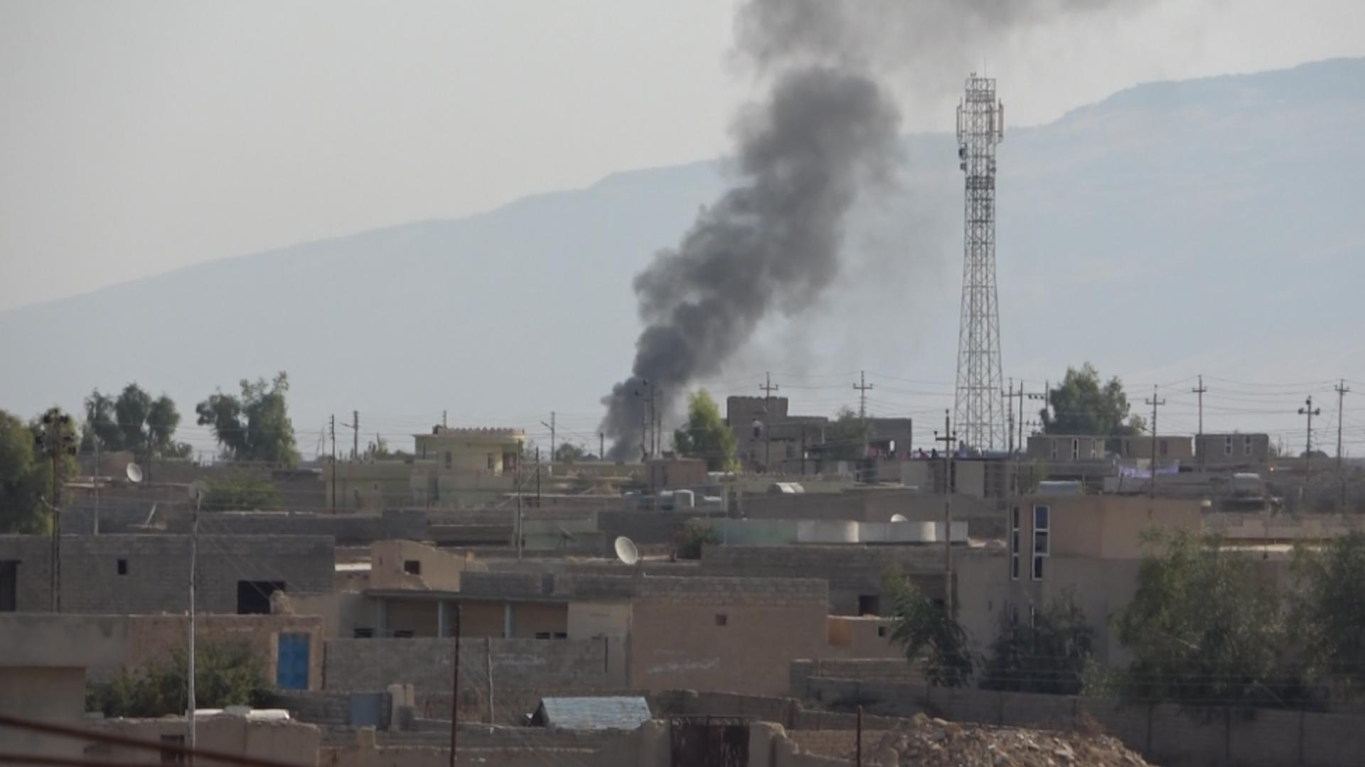Photo of Balafira bê mirov a artêşa Tirk Xanesorê bombebaran kirin