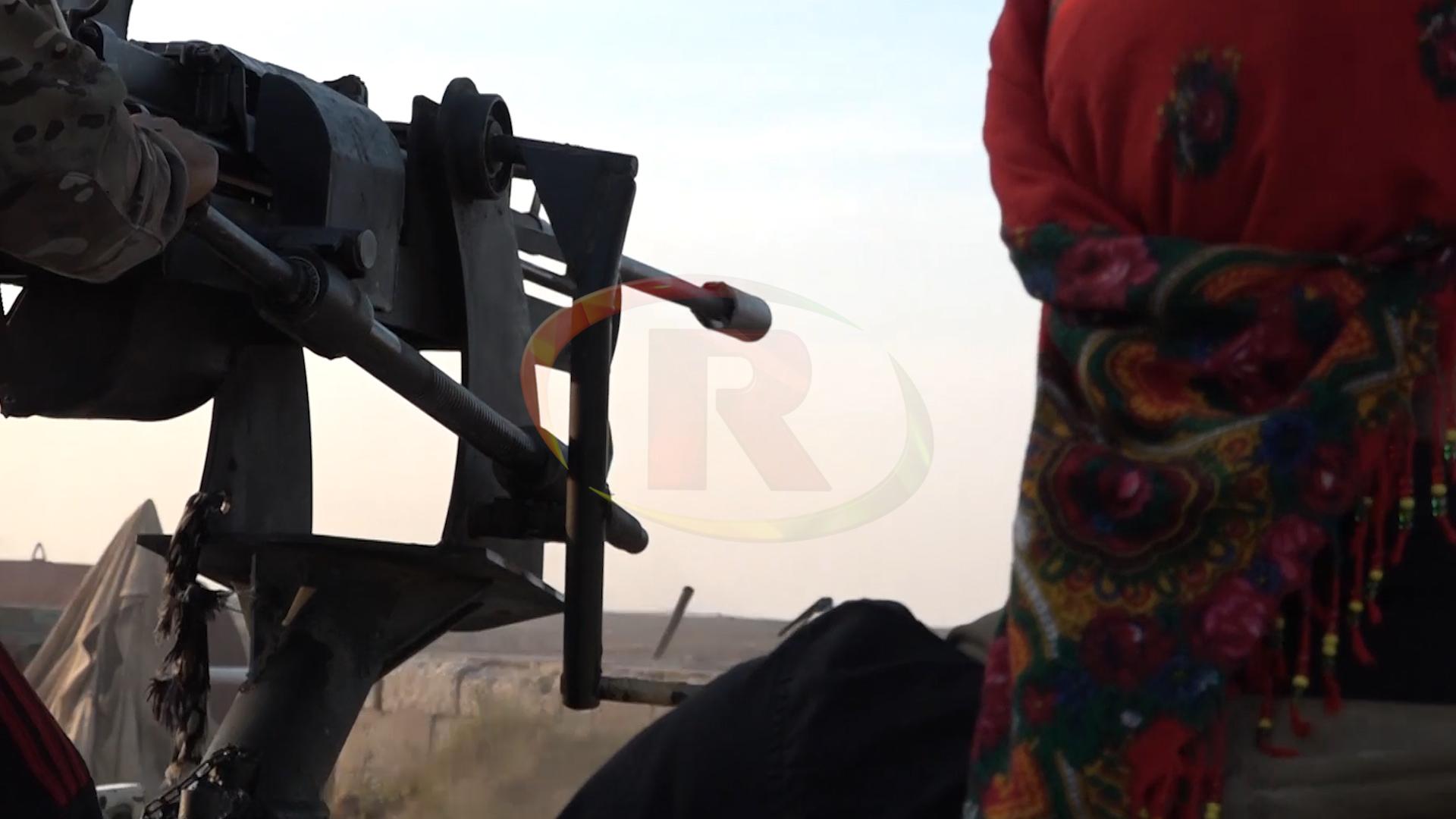 Photo of QSD: 24 çete hatin kuştin û 2 wesaît hatin teqandin