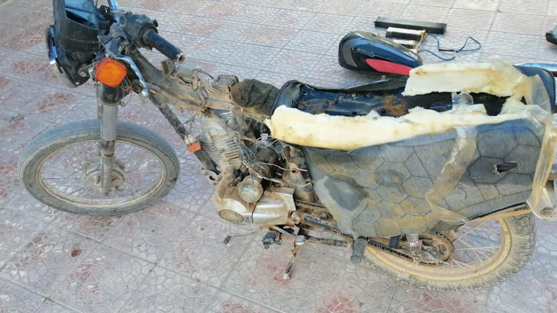 Photo of Motorsklêtek bombebarkirî li taxeke Hesekê hat bê bandorkirin