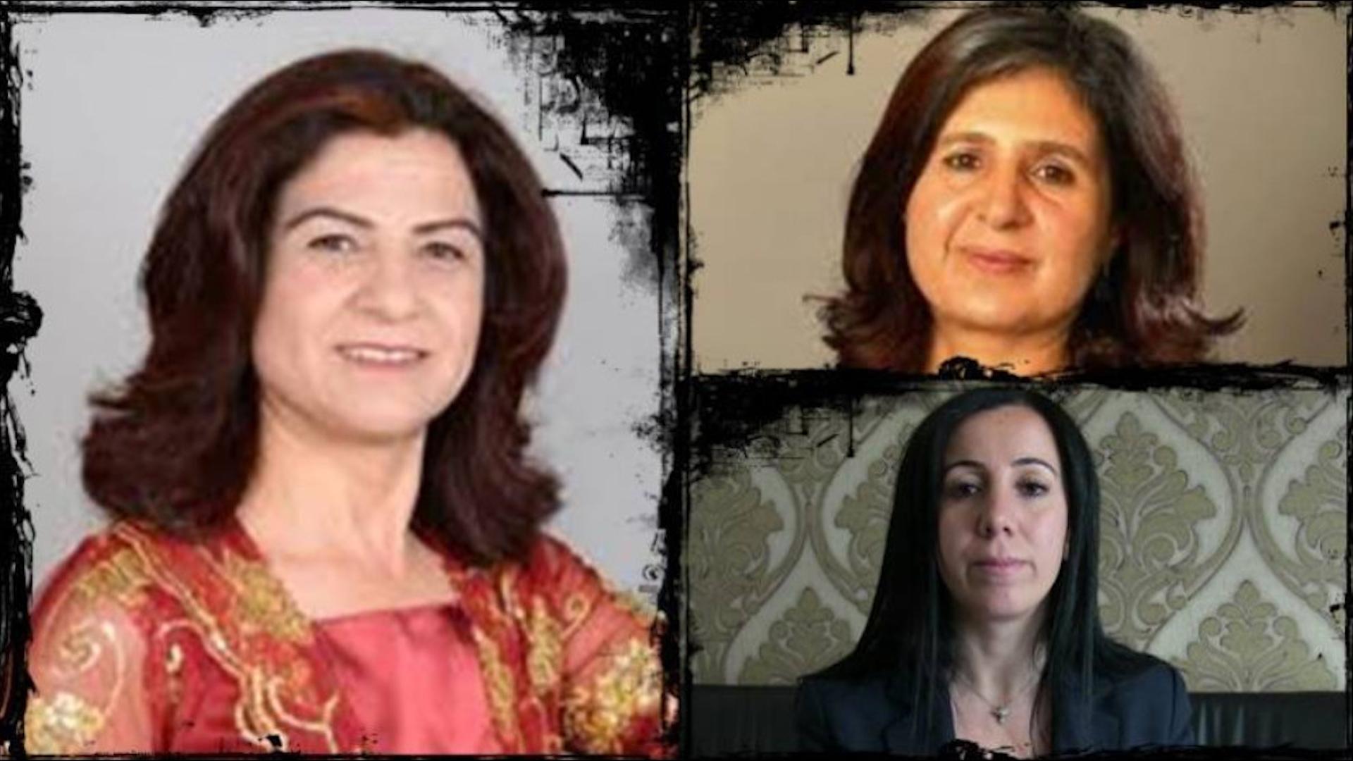 Photo of 3 Şaredariyên HDP hatin dagirkirin