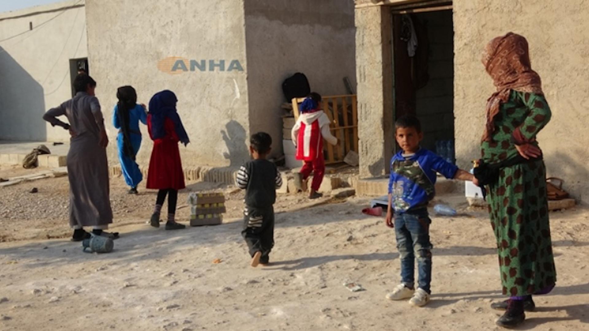 Photo of ANHA'yê rewşa dawî ya gundê Mesûdiyê şopand