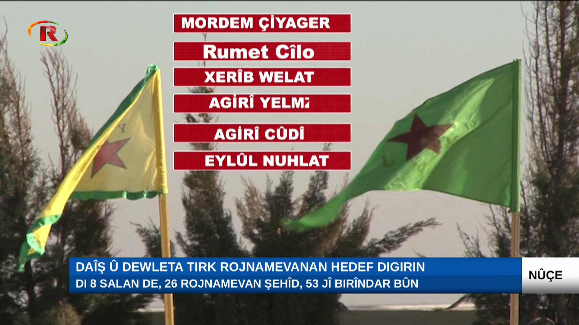 Photo of Ronahi TV – NÛÇE