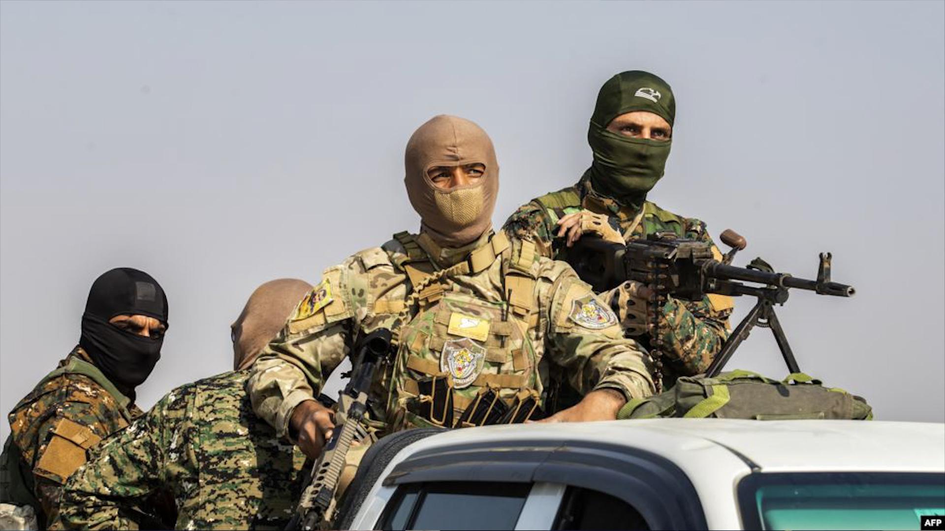 Photo of Koma Aloziyan a Navdewletî: Ji bo aramiyê, divê Emerîka hevkara xwe QSD'ê biparêze