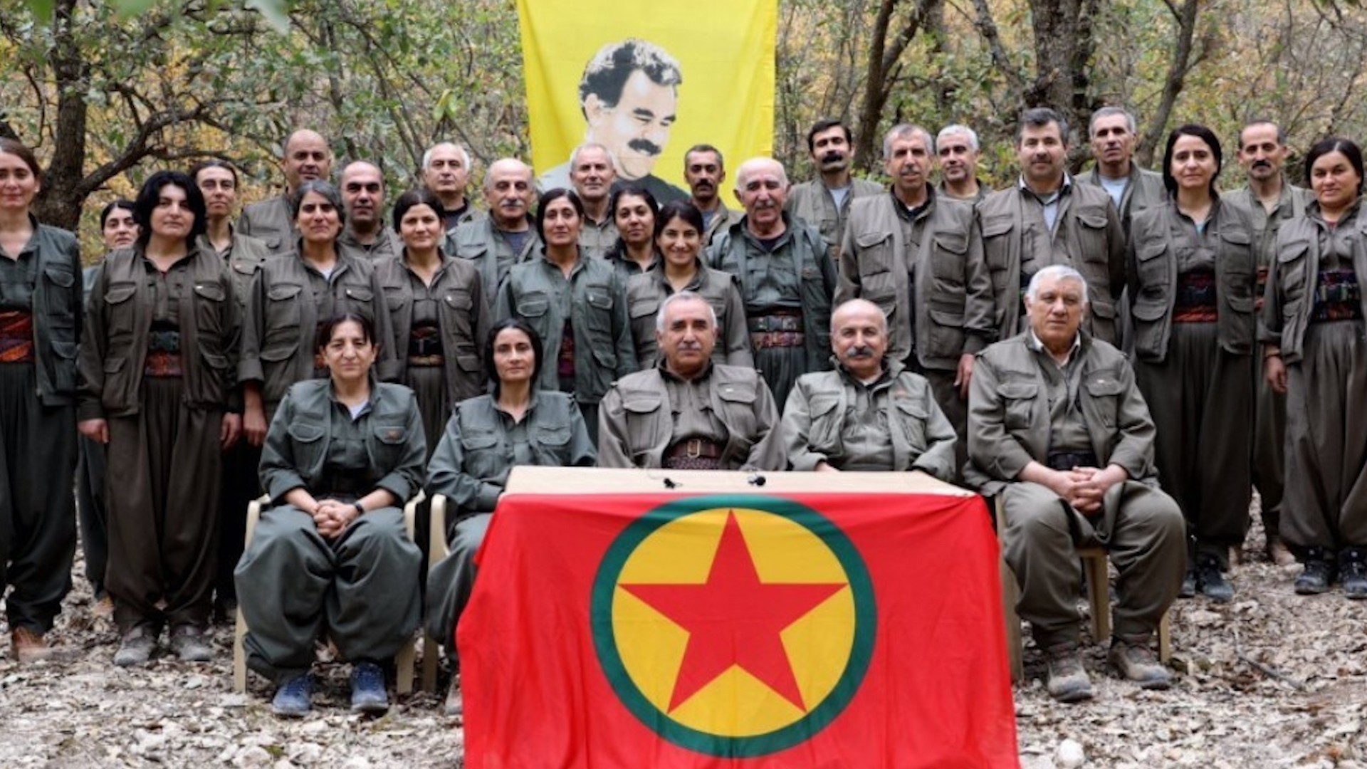 Photo of 41'emîn salvegera damezrandina PKK'ê