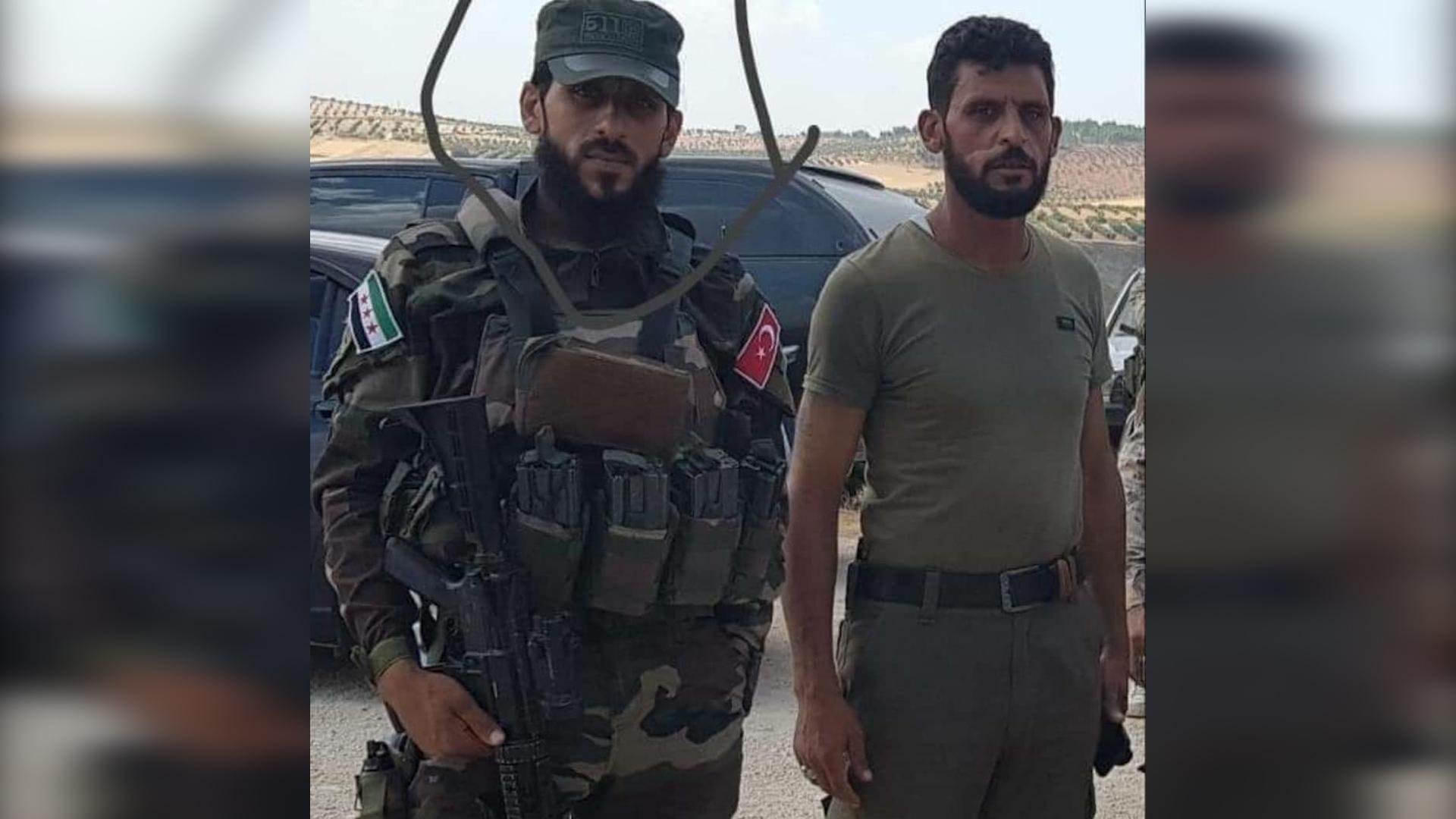 Photo of DAIŞ di bin navê Artêşa Netewî ya Sûrî de vedigerin Girê Spî
