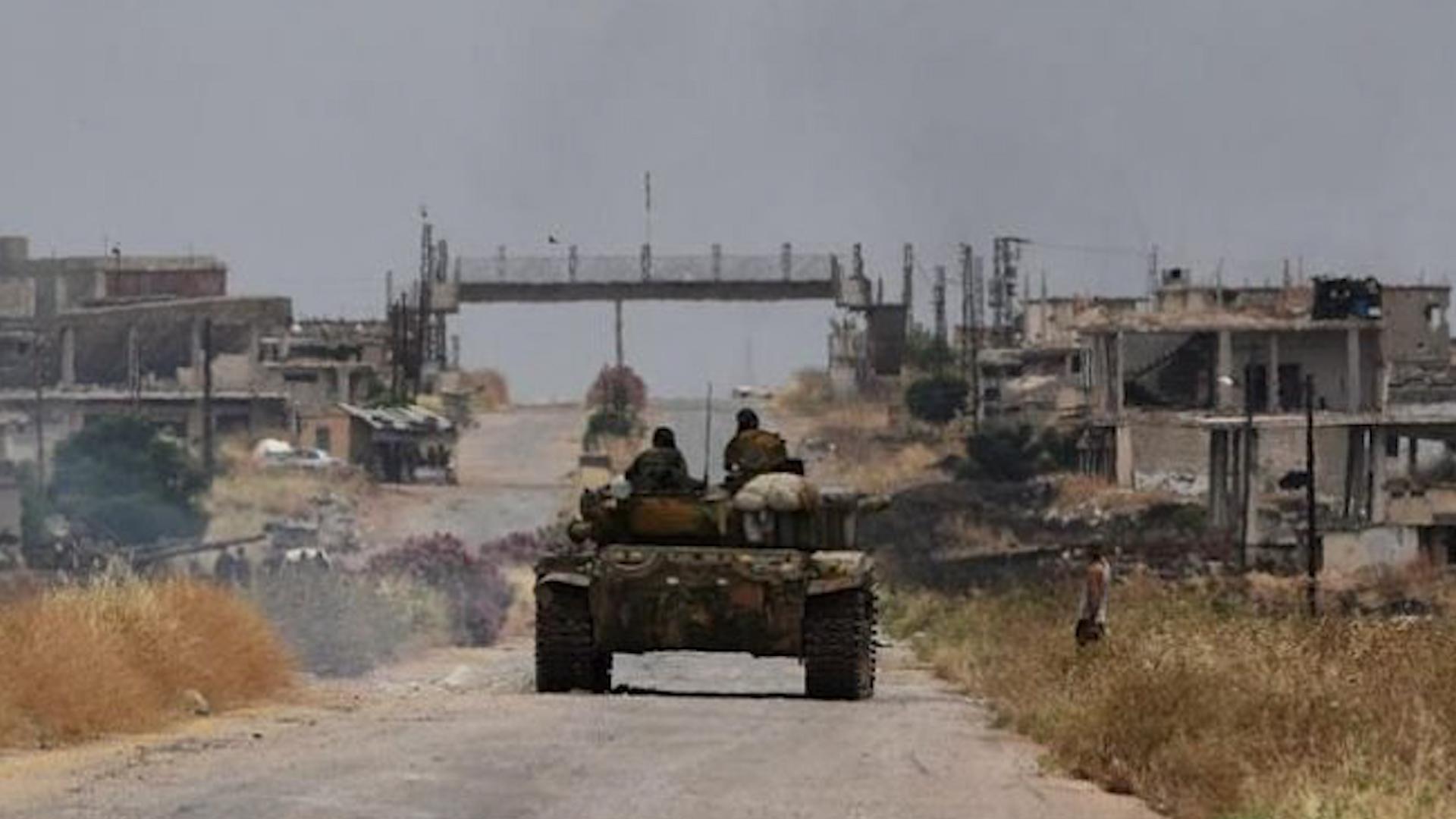 Photo of Rejîma Sûrî gundê Stratejîk Mişêrfe bi dest xist