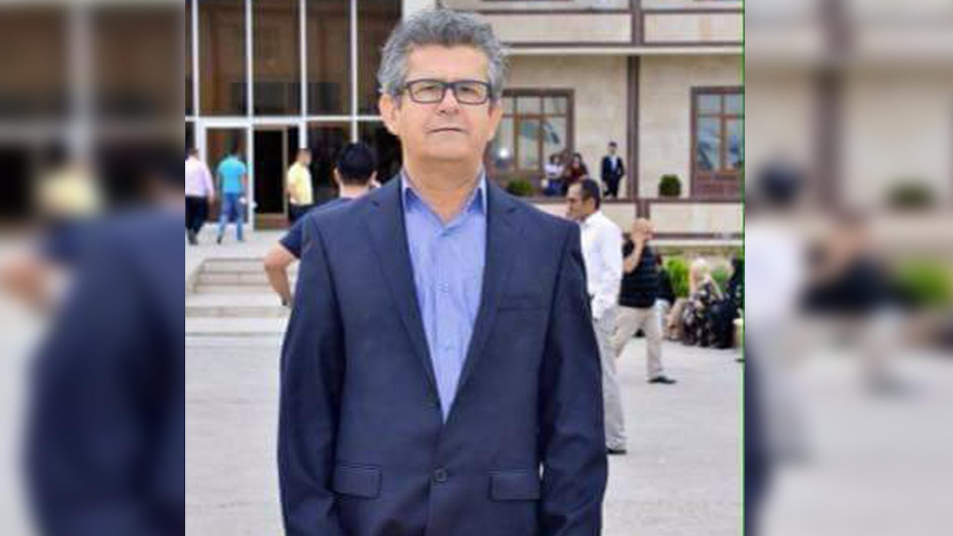 Photo of DR.Hekîm Derbendî Xan: Dewleta Tirk ji projeya Netewa Demokratîk ditirse