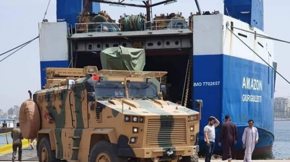 Photo of NY: Tirkiye li Libyayê ambargoya çekan binpê dike