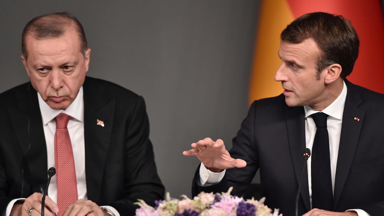 Photo of Fransî: Dema pêkanîna zextên li ser tirkiyê hatiye