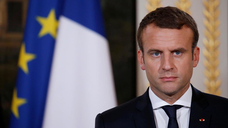 Photo of Macron: Emerîka û Tirkiye QSD'ê dikin qurban