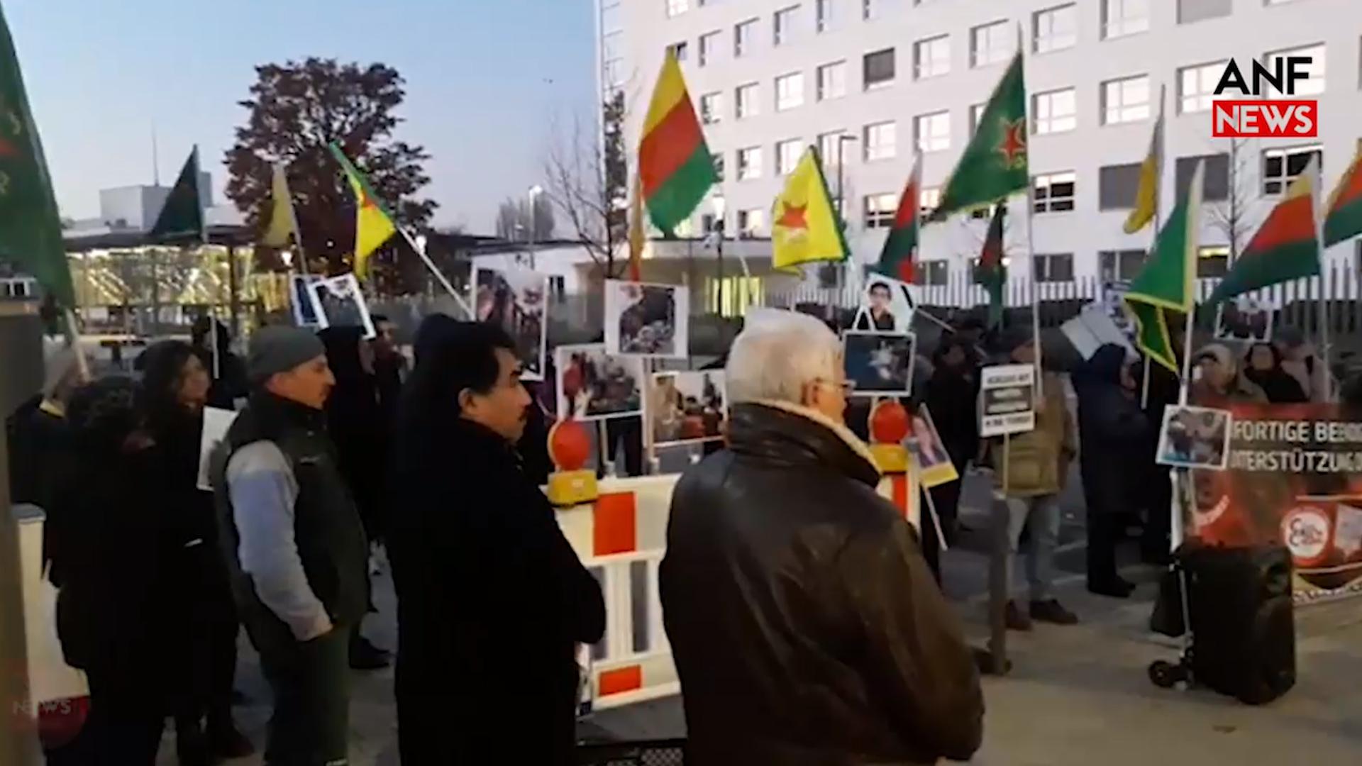 Photo of Komkujiya li Til Rifetê li bajarê Bonn ê Elmanyayê hat şermezarkirin