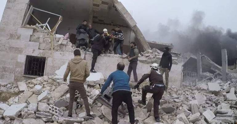 Photo of Çavdêriya Sûrî: 38 çete û 23 leşkerên rejîmê hatin kuştin