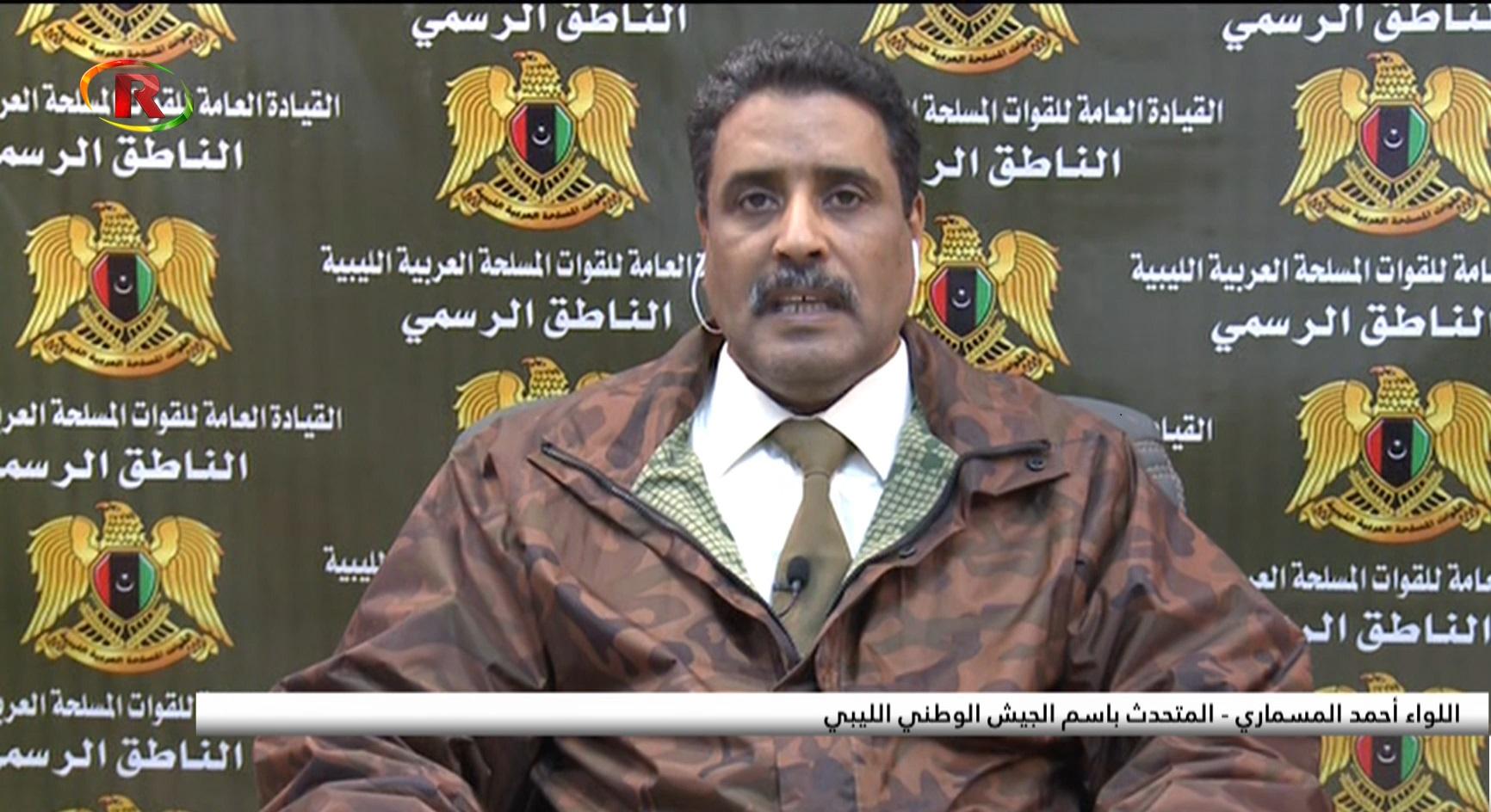 Photo of El-Mismarî ji Ronahî TV re: Em li Lîbyayê şerê dewleta Tirk û çeteyên wê dikin