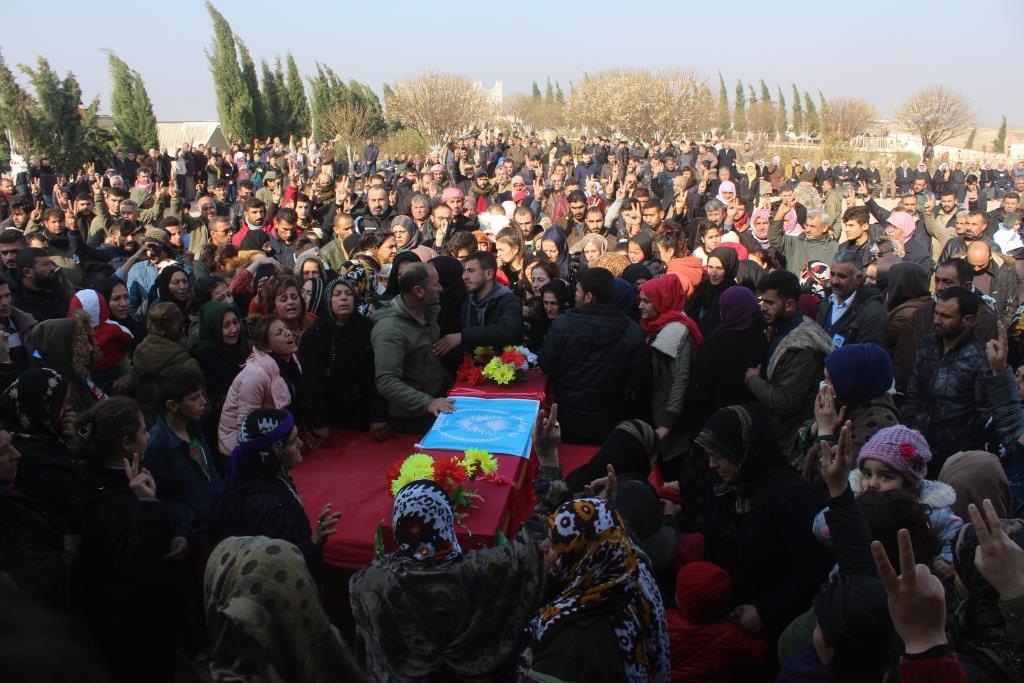 Photo of Şehîd Ayaz Umer li Dirbêsiyê hate oxirkirin