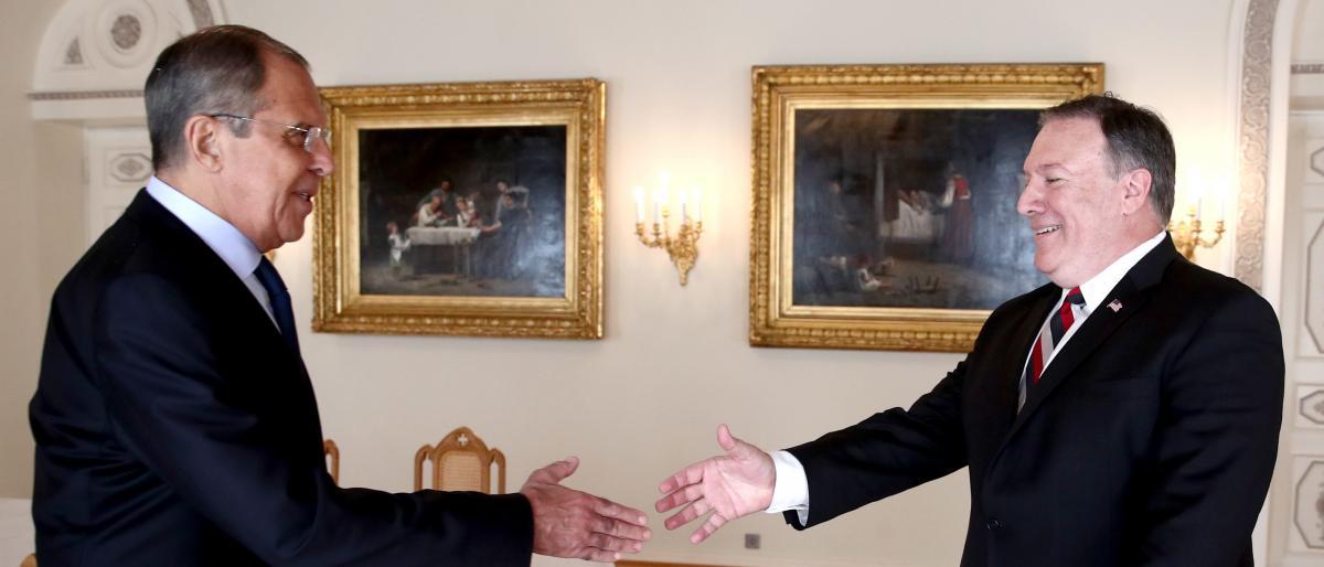 Photo of Washington Post: Sergey Lavrov wê serdana Emerîkayê bike