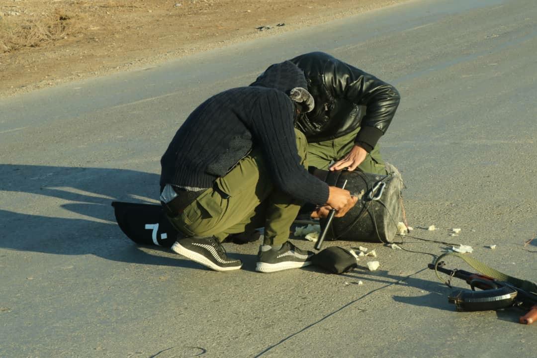 Photo of Li Dêra Zorê, mayîneke bi giraniya 15 KG hat bêbandorkirin