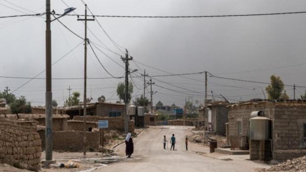 Photo of KCK'ê banga rakirina dorpêça li ser Mexmûrê kir