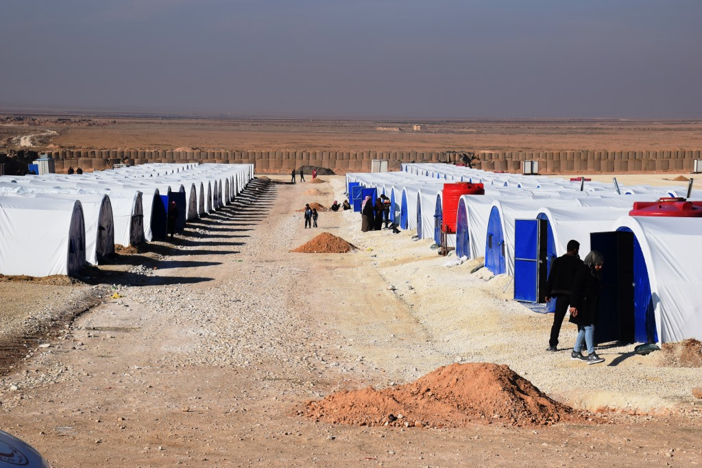 Photo of 200 malbatên din li kampa koçberên Girê Spî zêde bûn