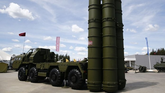 Photo of Artêşa Emerîkî, frakansên S-400 ên Rûsî bi dest xist