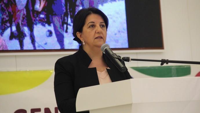 Photo of Pervîn Buldan:Têkçûna AKP'ê di destê me de ye, em vê têkçûnê bileztir bikin