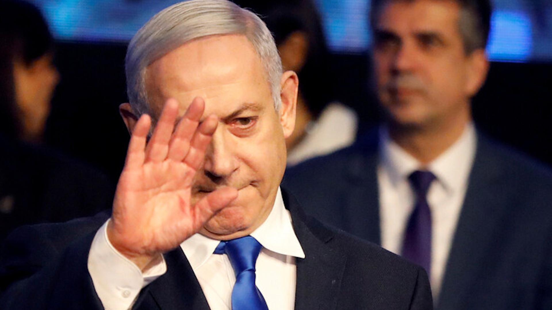 Photo of Serokwezîrê Îsraîlê Netanyahu careke din serokatiya partiya Likudê bi dest xist