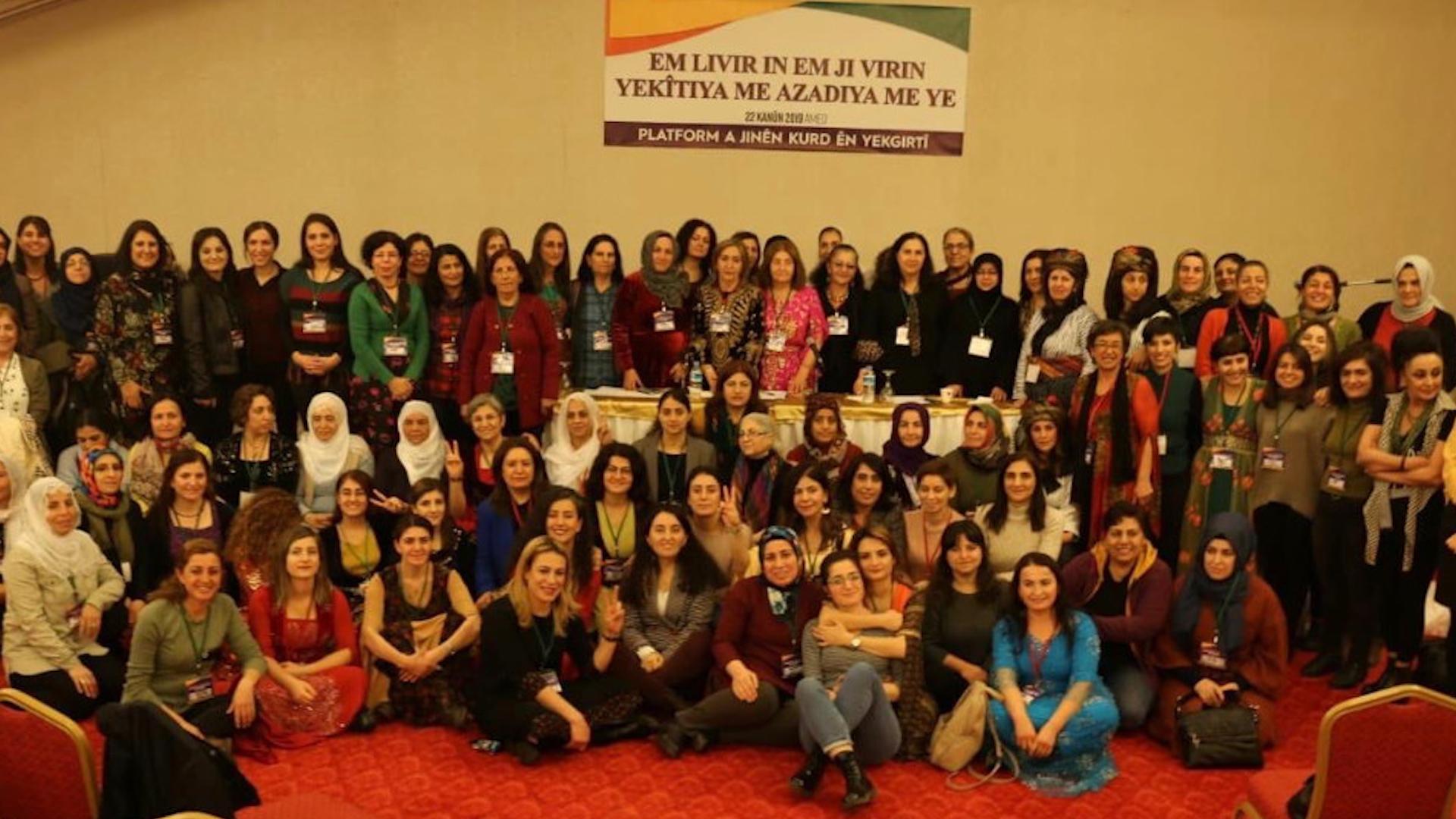 Photo of Platforma Yekîtiya Jinên Kurd: Heta ku em nebin yek wê qirkirin û dagirkerî dewam bike