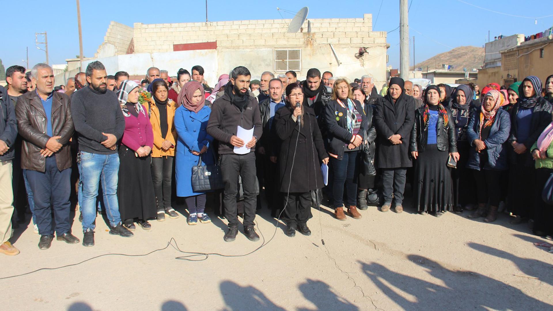 Photo of Şêniyên Efrîn û Şehbayê: Divê Rusya û Rejîma Sûrî pêşî li sûcên şer yên dewleta Tirk bigirin
