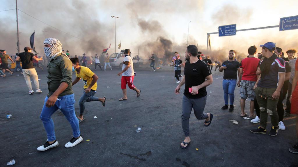 """Photo of """"Heta niha 460 kuştî û 20 hezar birîndar ji xwepêşandanên Iraqê """""""