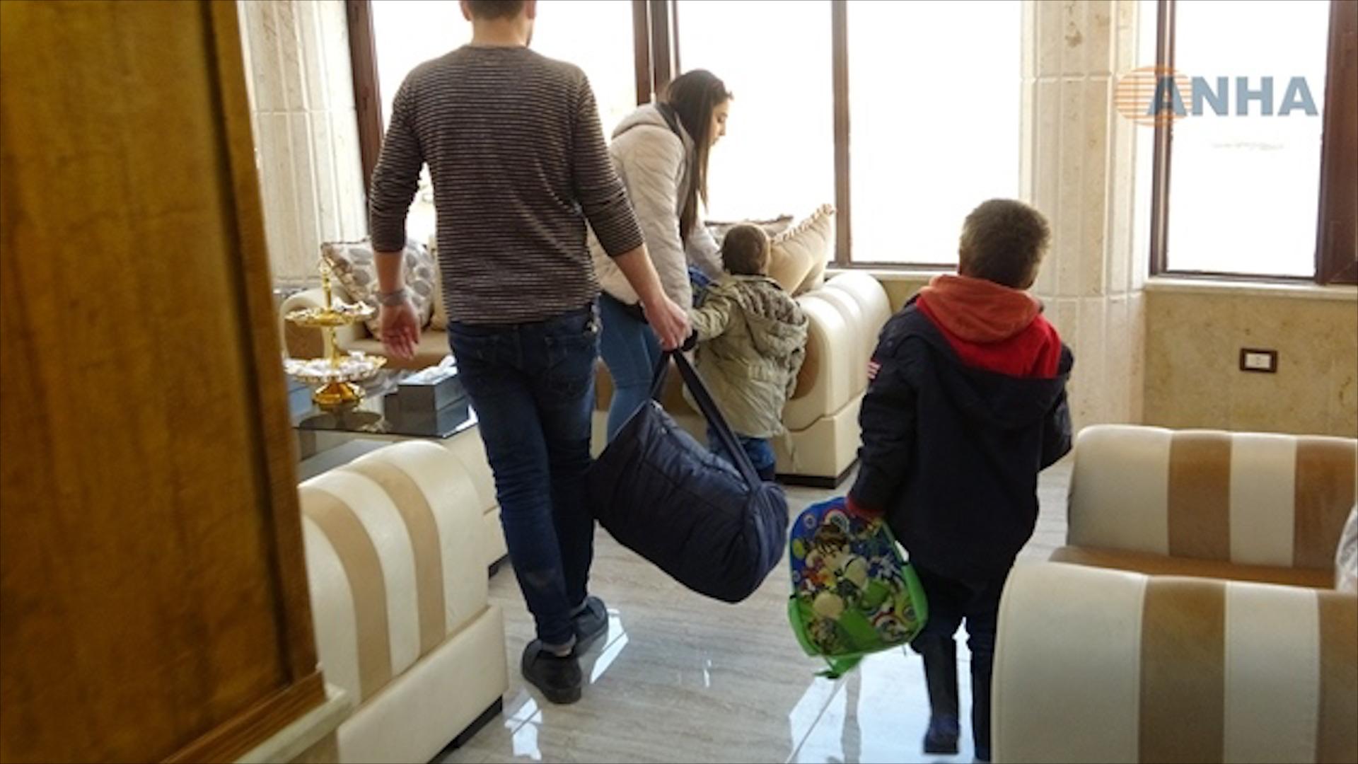 Photo of Rêveberiya Xweser 2 zarok radestî hikumeta Finlandayê kirin