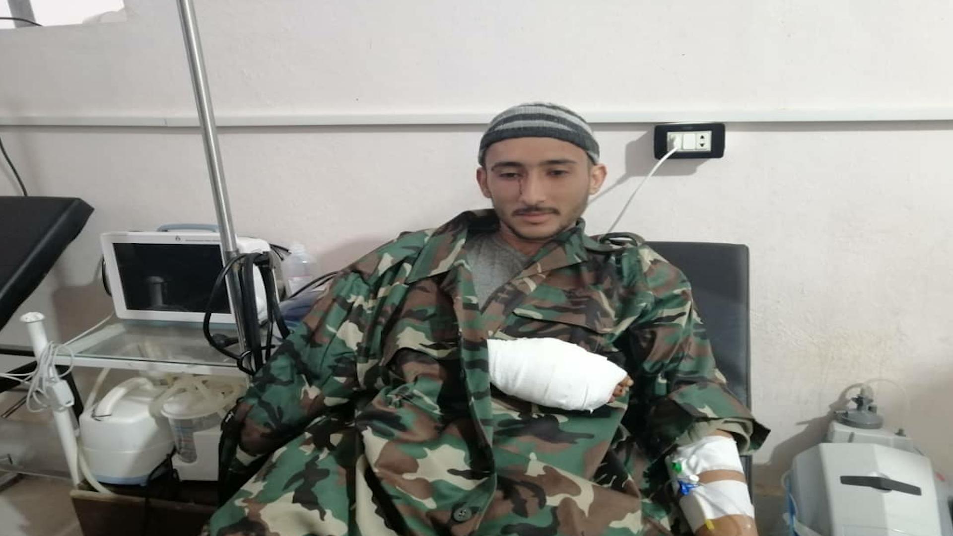Photo of Çeteyan, êrîşî erebeyek leşkerên rejîma Sûrî kir