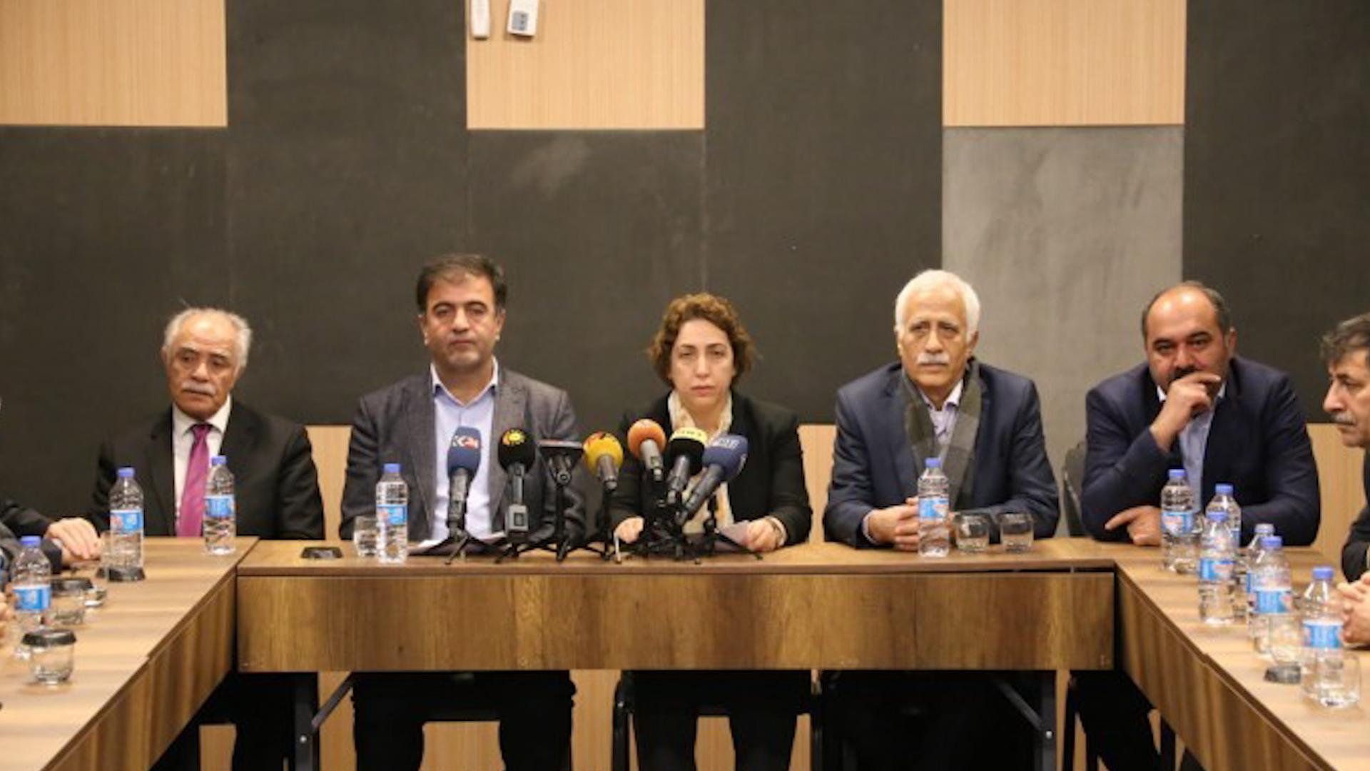 """Photo of Partiyên Li Bakûrê Kurdistanê """"Xebata Tifaqa Kurdistanî"""" saz kirin"""