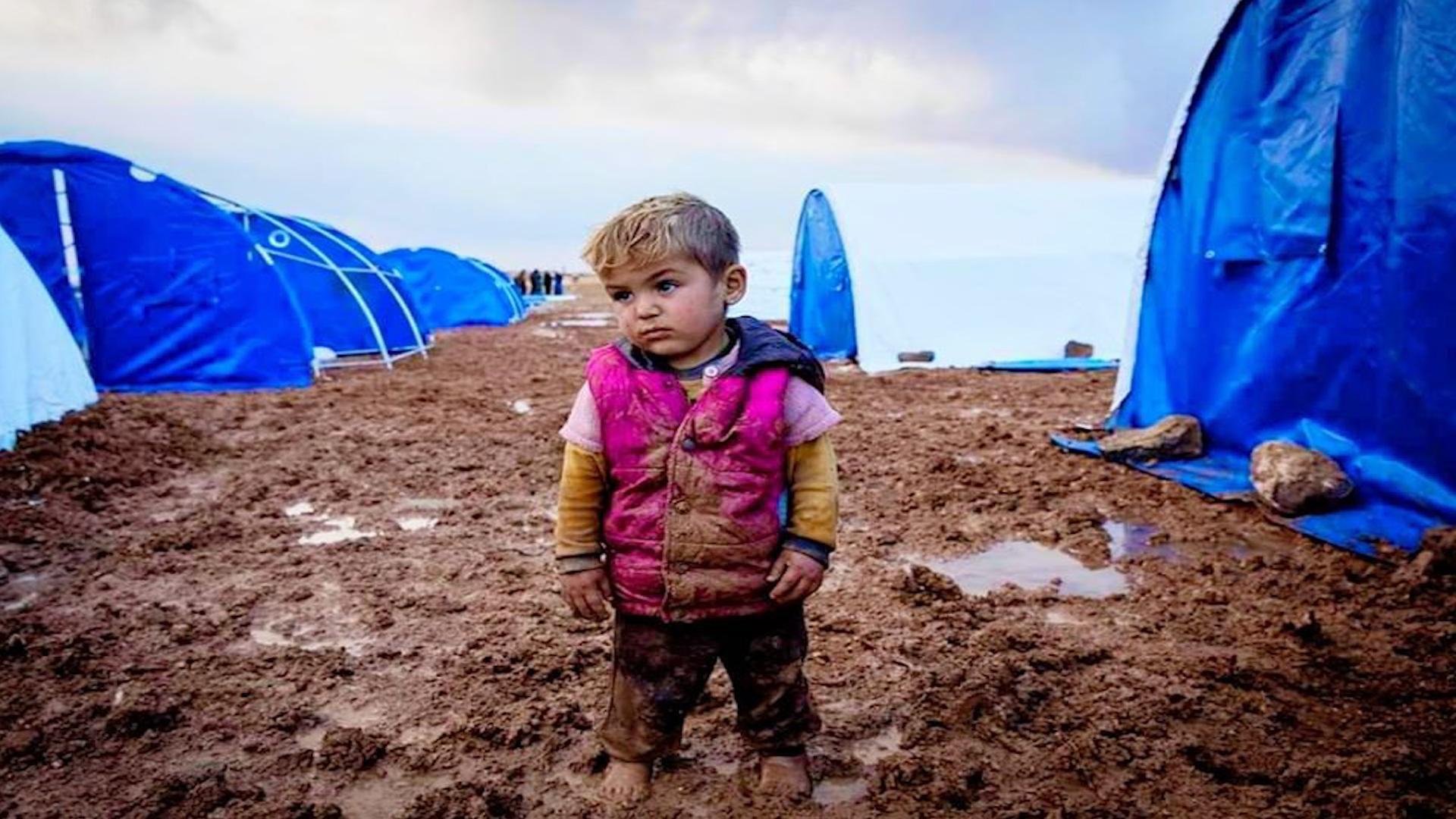 Photo of NY: Vê zivistanê pêwîstiya koçberên li Sûriyê bi 25 milyon dolar heye