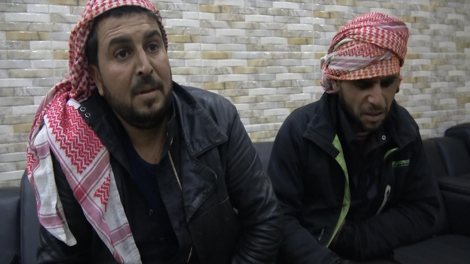 Photo of Çeteyan, 2 şêniyên Reqayê li Girê Spî êşkence kirin