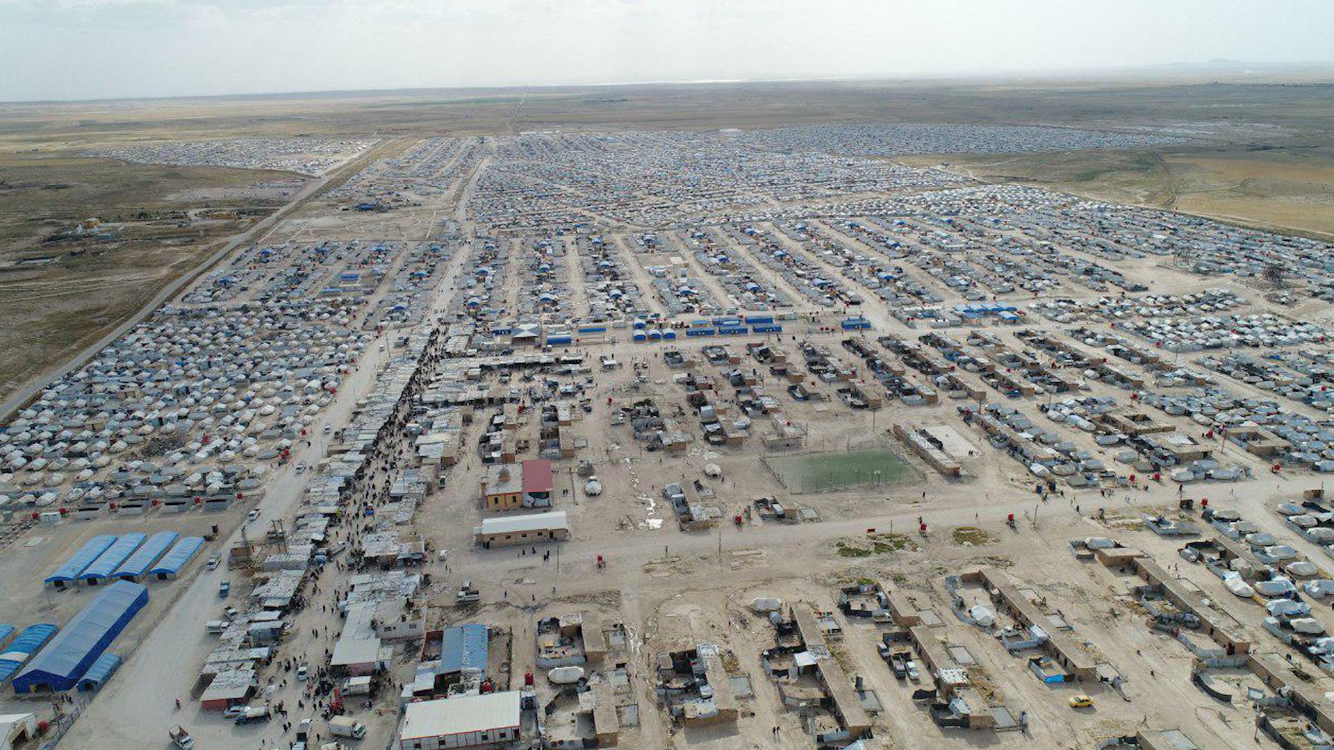 Photo of Koçberên Kampa Holê 208 koçberên din ji Kampê hatin derxistin