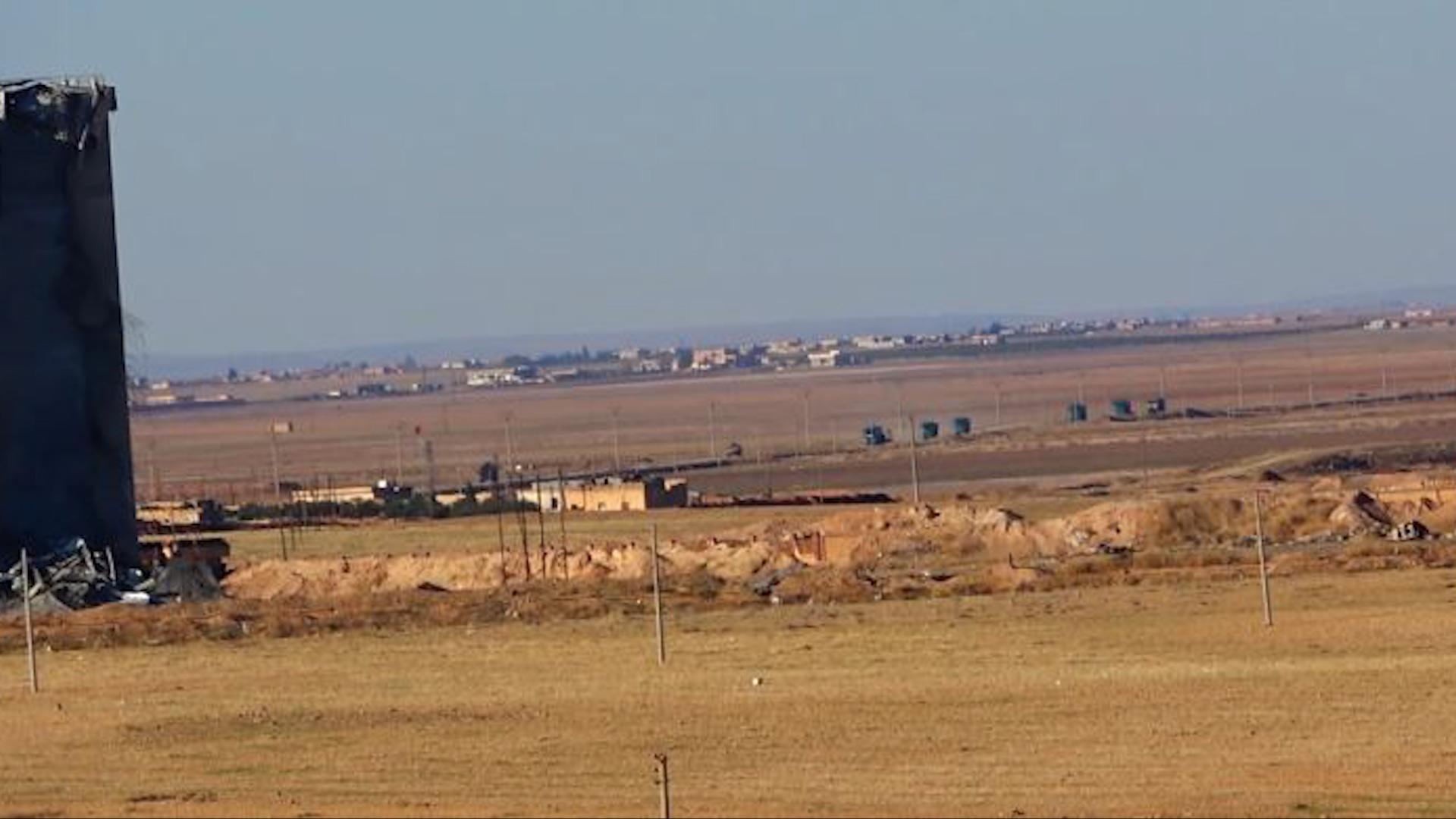 Photo of Berpirsê depoya genim a Şergirakê: Dagirker depo talan kir û 50 ton ceh şewitandin