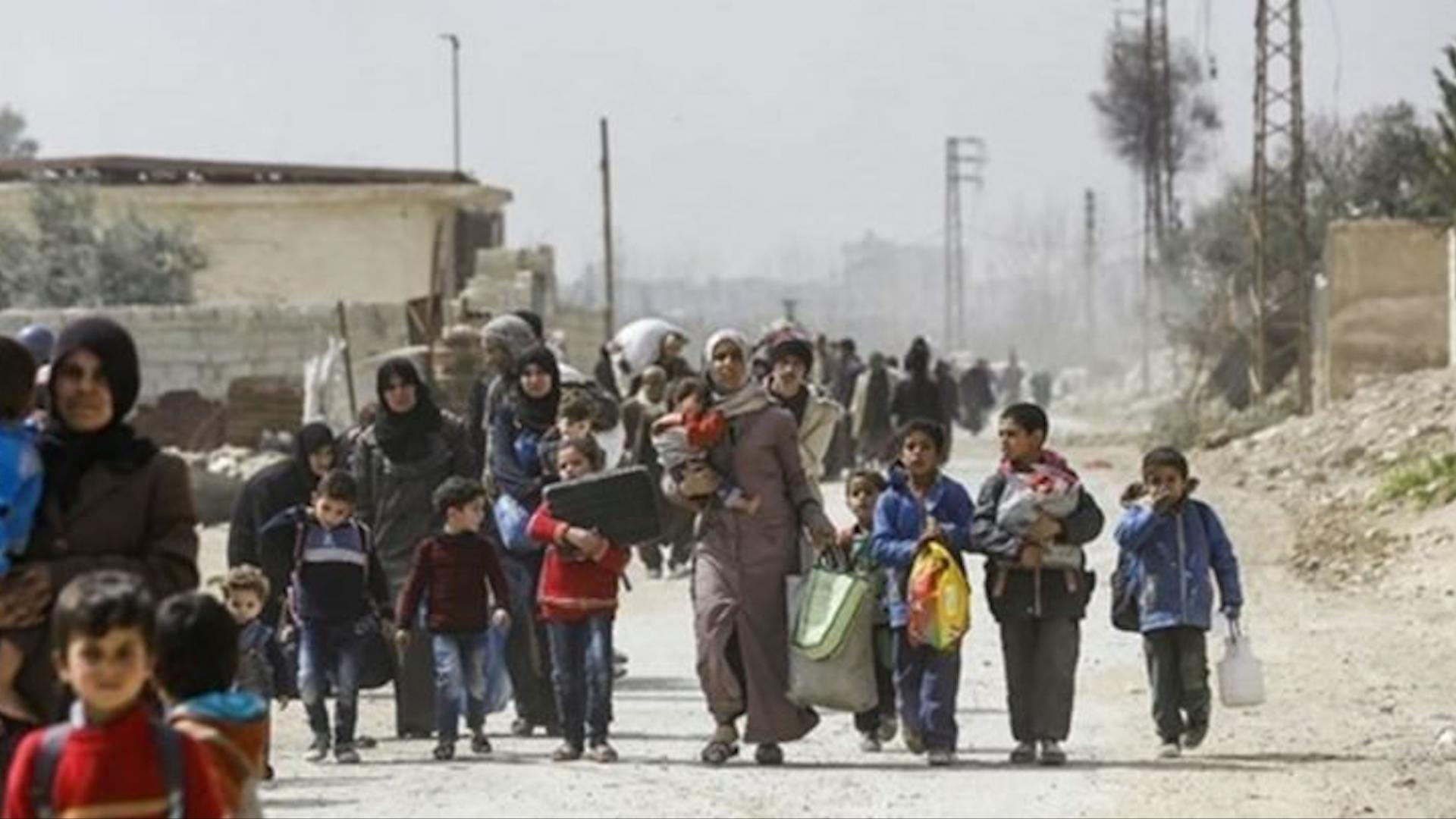 Photo of Rejîmê gundewarê Idlibê bombebaran kir zarokekî jiyana xwe ji dest da, 6 sivîl birîndar bûn