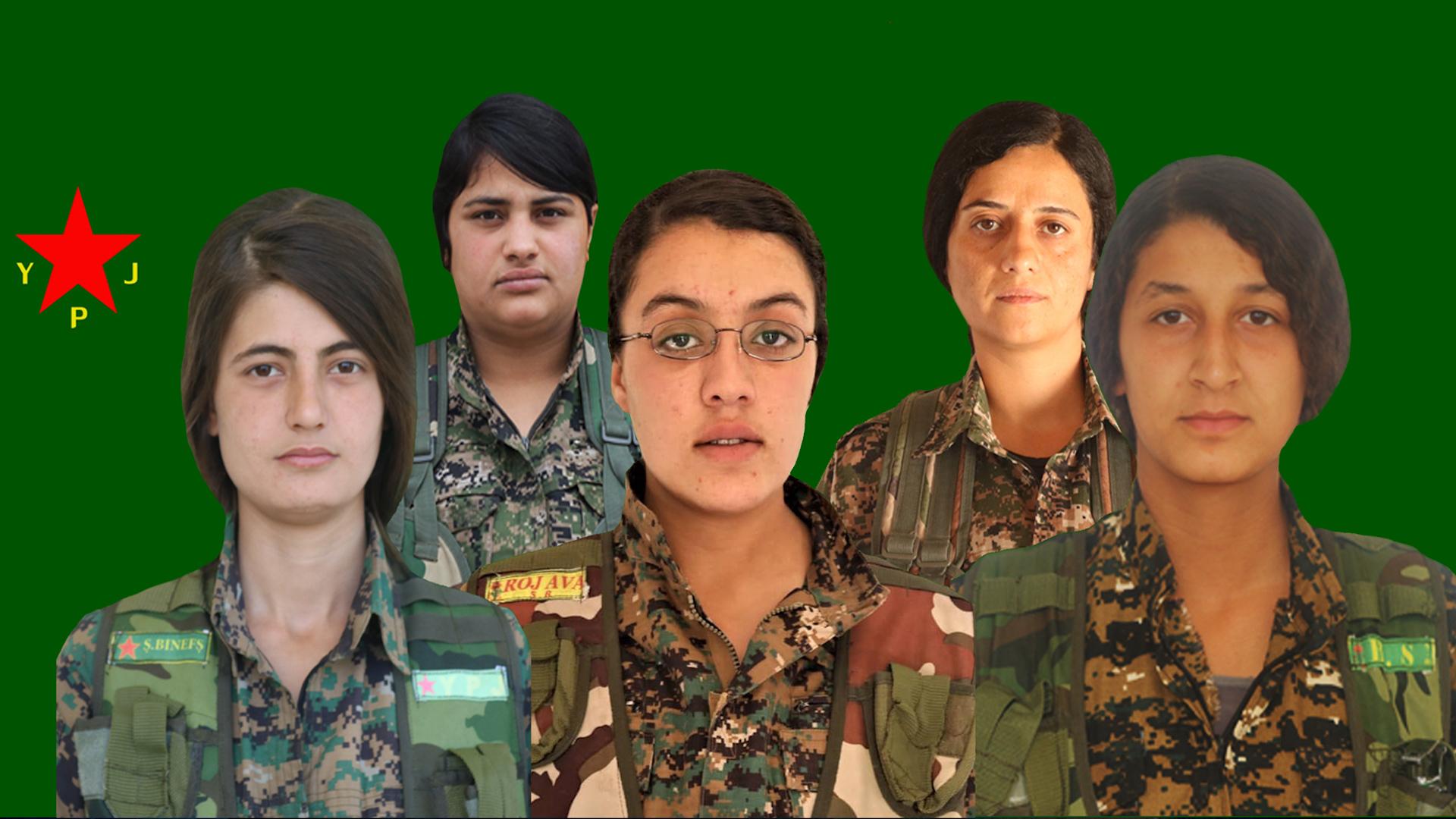 Photo of YPJ: Şoreşa Rojava xwe di şexsê jina Kurd û Ereb de îfade dike