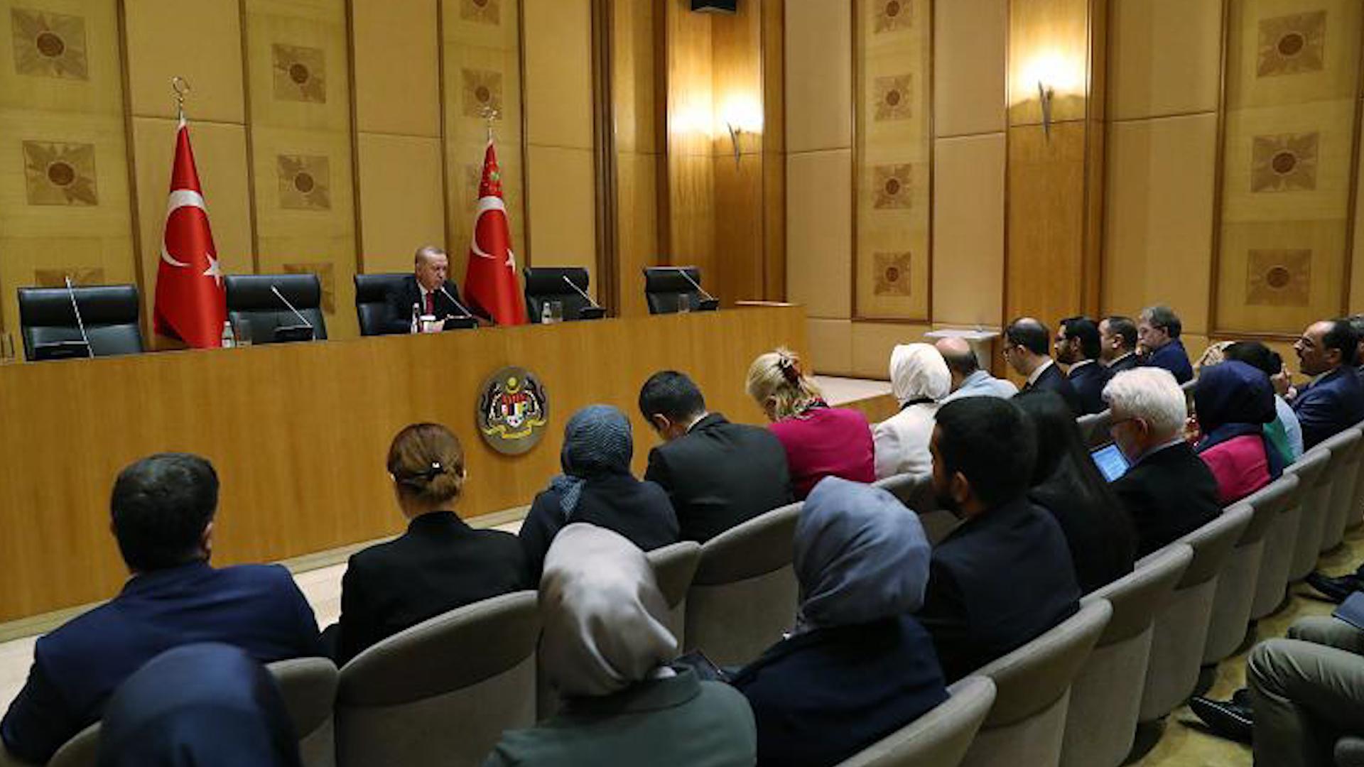 Photo of Erdogan li dijî cezayên Emerîka gef xwar