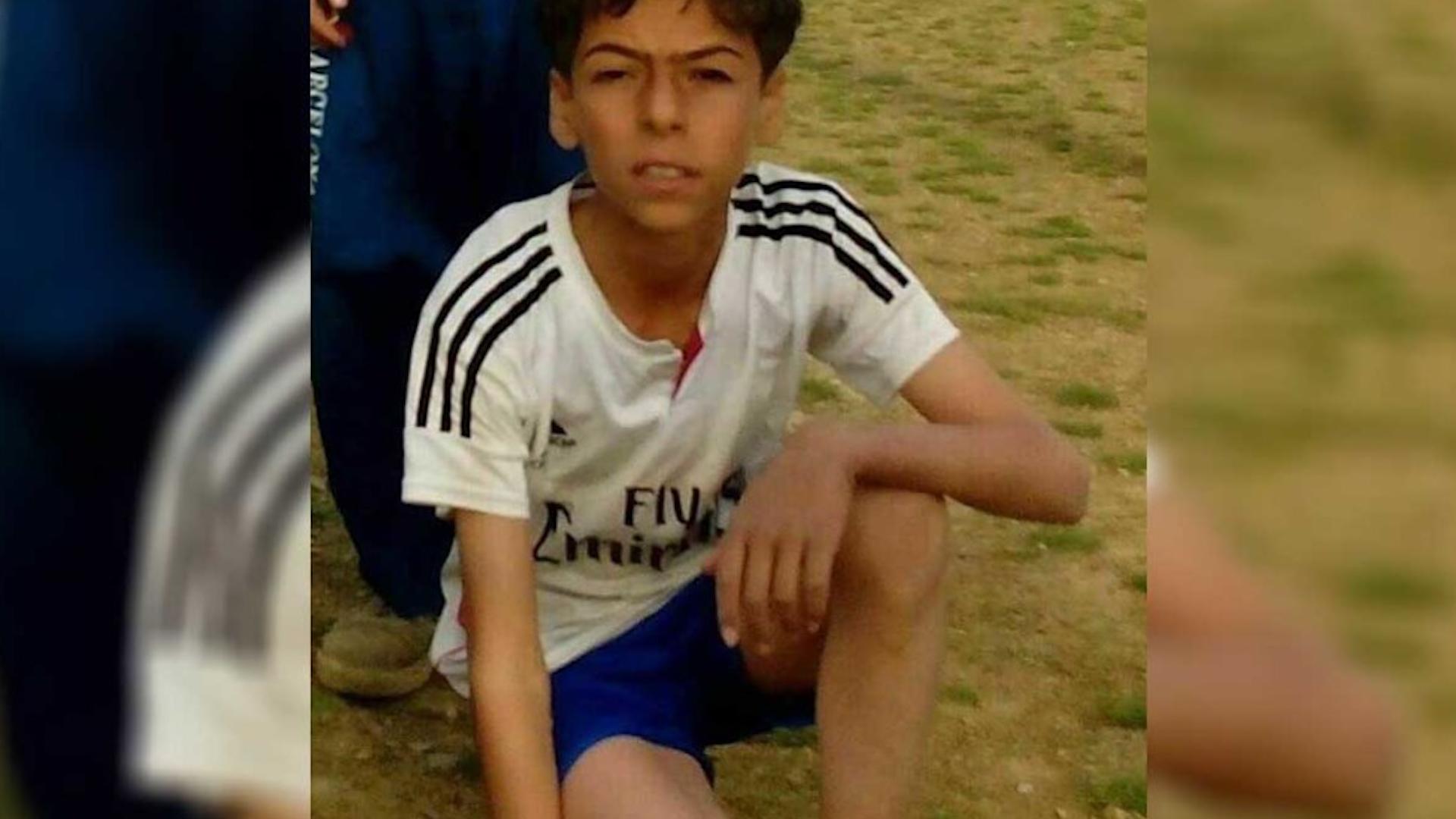Photo of Cenazeyê Ferhadê 14 salî ê kolber piştî 4 rojan hate dîtin