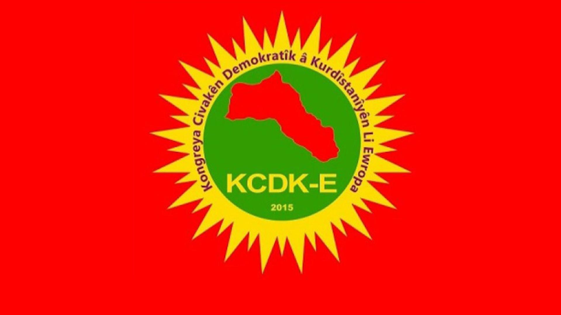 Photo of KCDK-E: Divê gelê me yê li Ewropayê jî tevlî şîna neteweyî bibe