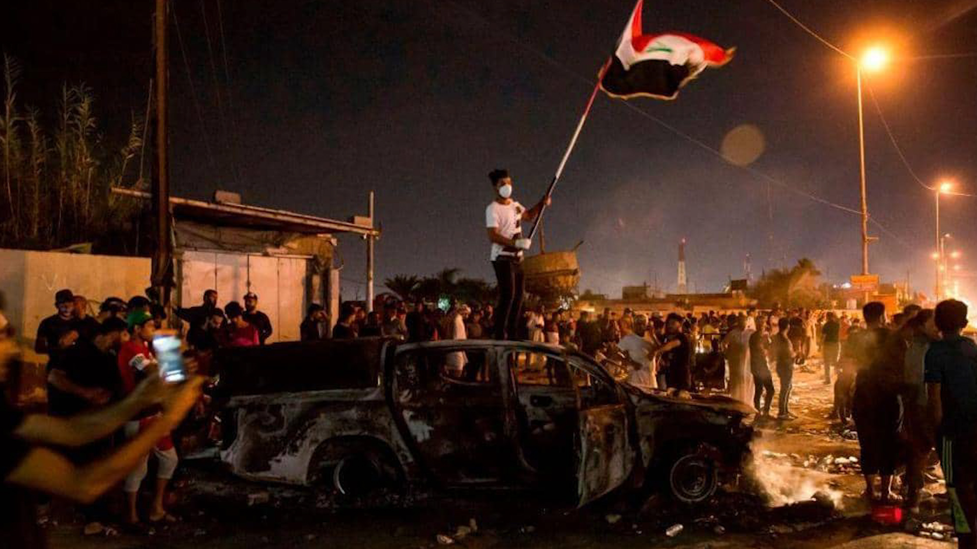 Photo of Li Iraqê greva giştî û hedefgirtina baregehan berfireh dibe
